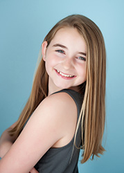 Raleigh Child Actor Headshot