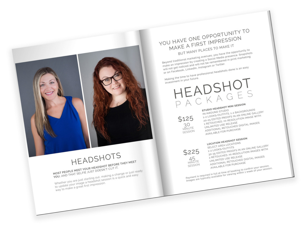 raleigh headshot photographer magazine